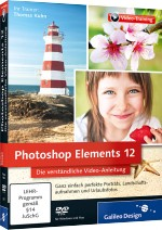 Photoshop Elements 12 - Die verst�ndliche Video-Anleitung, Best.Nr. GP-2747, € 35,95