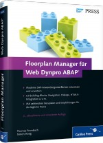 Floorplan Manager f�r Web Dynpro ABAP, Best.Nr. GP-2786, € 79,90
