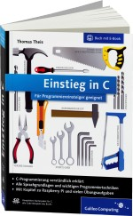 Einstieg in C, Best.Nr. GP-2793, € 24,90