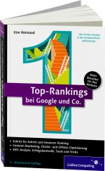 Top-Rankings bei Google und Co., Best.Nr. GP-2896, € 24,90