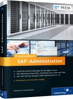 Praxishandbuch SAP-Administration, Best.Nr. GP-2921, € 69,90