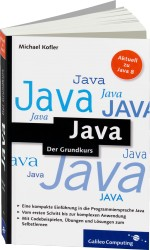 Java - Der Grundkurs, Best.Nr. GP-2923, € 12,90
