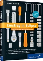 Einstieg in Eclipse, Best.Nr. GP-2958, € 39,90