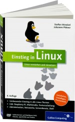 Einstieg in Linux, Best.Nr. GP-2975, € 24,90