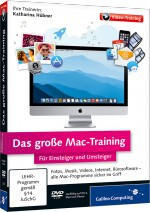 Das gro�e Mac-Videotraining, Best.Nr. GP-3526, € 35,95