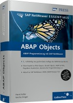 ABAP Objects, Best.Nr. GP-358, € 69,90
