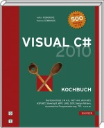 Visual C# 2010 Kochbuch, Best.Nr. HA-42117, € 59,90