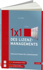 1x1 des Lizenzmanagements, Best.Nr. HA-42659, € 59,90