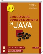 Grundkurs Programmieren in Java, Best.Nr. HA-42663, € 34,90