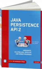 Java Persistence API 2, Best.Nr. HA-42693, € 39,90