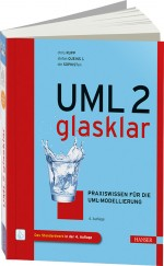 UML 2 glasklar, Best.Nr. HA-43057, € 34,90