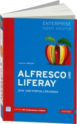 Alfresco und Liferay - Enterprise Open Source, Best.Nr. HA-43465, € 59,99