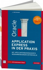 Oracle Application Express in der Praxis, Best.Nr. HA-43896, € 59,99