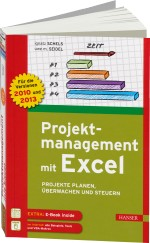 Projektmanagement mit Excel, Best.Nr. HA-44009, € 39,99