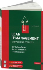 Lean IT-Management - einfach und effektiv, Best.Nr. HA-44071, € 49,99