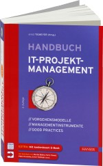 Handbuch IT-Projektmanagement, Best.Nr. HA-44074, € 49,99