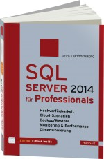 SQL Server 2014 f�r Professionals, Best.Nr. HA-44262, € 59,99