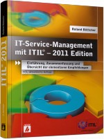 IT-Service-Management mit ITIL - 2011 Edition, Best.Nr. HE-80, € 36,90