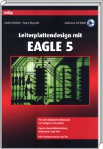 Leiterplattendesign mit Eagle 5, Best.Nr. ITP-1740, € 39,95