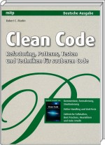Clean Code, ISBN: 978-3-8266-5548-7, Best.Nr. ITP-5548, erschienen 03/2009, € 39,95