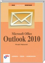 Microsoft Office Outlook 2010 Einsteigerseminar, Best.Nr. ITP-7523, € 14,95