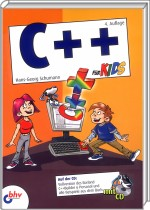 C++ f�r Kids, Best.Nr. ITP-8642, € 24,95