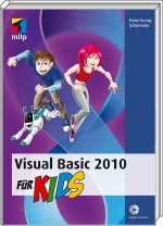 Visual Basic 2010 f�r Kids, Best.Nr. ITP-8680, € 24,95