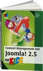 Content Management mit Joomla! 2.5 f�r Kids, Best.Nr. ITP-9194, € 17,95