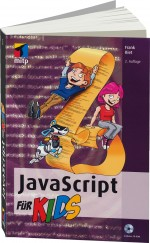 JavaScript f�r Kids, Best.Nr. ITP-9226, € 24,95