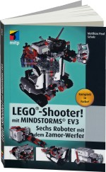 LEGO-Shooter! mit MINDSTORMS EV3, Best.Nr. ITP-9399, € 24,99