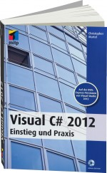 Visual C# 2012, Best.Nr. ITP-9440, € 24,95