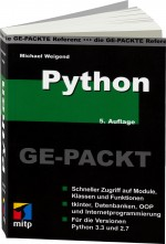 Python GE-PACKT, Best.Nr. ITP-9520, € 19,95