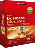 Lexware business plus 2014, Best.Nr. LX-1112, € 339,00