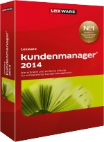 Lexware kundenmanager 2014, Best.Nr. LX-4123, € 149,00