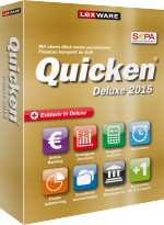 Quicken Deluxe 2015 Vorteilsedition f�r 2 PCs, Best.Nr. LX-6045, € 69,95