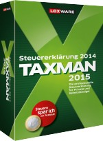 TAXMAN 2015 (Download), Best.Nr. LXO5027, € 27,95