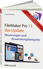 FileMaker Pro 13 - das Update, Best.Nr. MA-926, € 18,00