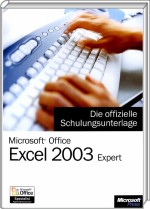 Microsoft Office Excel 2003 Expert, Best.Nr. MS-050, € 8,95