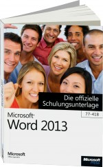 Microsoft Word 2013, Best.Nr. MS-5030, € 14,90
