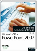 Microsoft Office PowerPoint 2007, Best.Nr. MS-5063, € 9,95