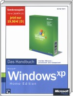 Sonderausgabe: Microsoft Windows XP Home Edition - Das Handbuch, Best.Nr. MS-5113, € 19,90