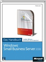 Windows Small Business Server 2008 - Das Handbuch, Best.Nr. MS-5126, € 59,00