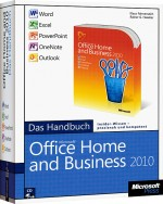 Microsoft Office Home and Business 2010 - Das Handbuch, Best.Nr. MS-5140, € 39,90