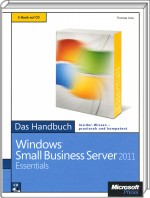 Windows Small Business Server 2011 Essentials - Das Handbuch, Best.Nr. MS-5148, € 29,00