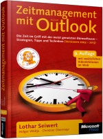 Zeitmanagement mit Microsoft Outlook, Best.Nr. MS-5835, € 19,90