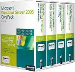 Microsoft Windows Server 2003 MCSE CorePack, ISBN: 978-3-86645-909-0, Best.Nr. MS-5909, erschienen 09/2006, € 100,00