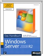 Microsoft Windows Server 2008 R2 mit SP1 - Das Handbuch, Best.Nr. MSE-5139, € 47,20