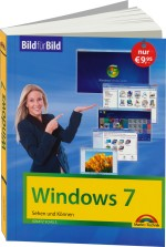 Windows 7 - Bild f�r Bild, Best.Nr. MT-84053, € 9,95