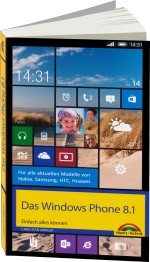Das Windows Phone 8.1, Best.Nr. MT-84145, € 19,95