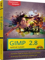 GIMP 2.8 optimal nutzen, Best.Nr. MT-84541, € 12,95